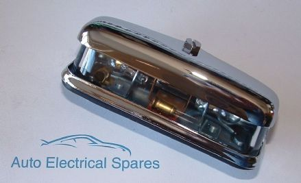 L467 number plate lamp light replaces Lucas 56790 572616